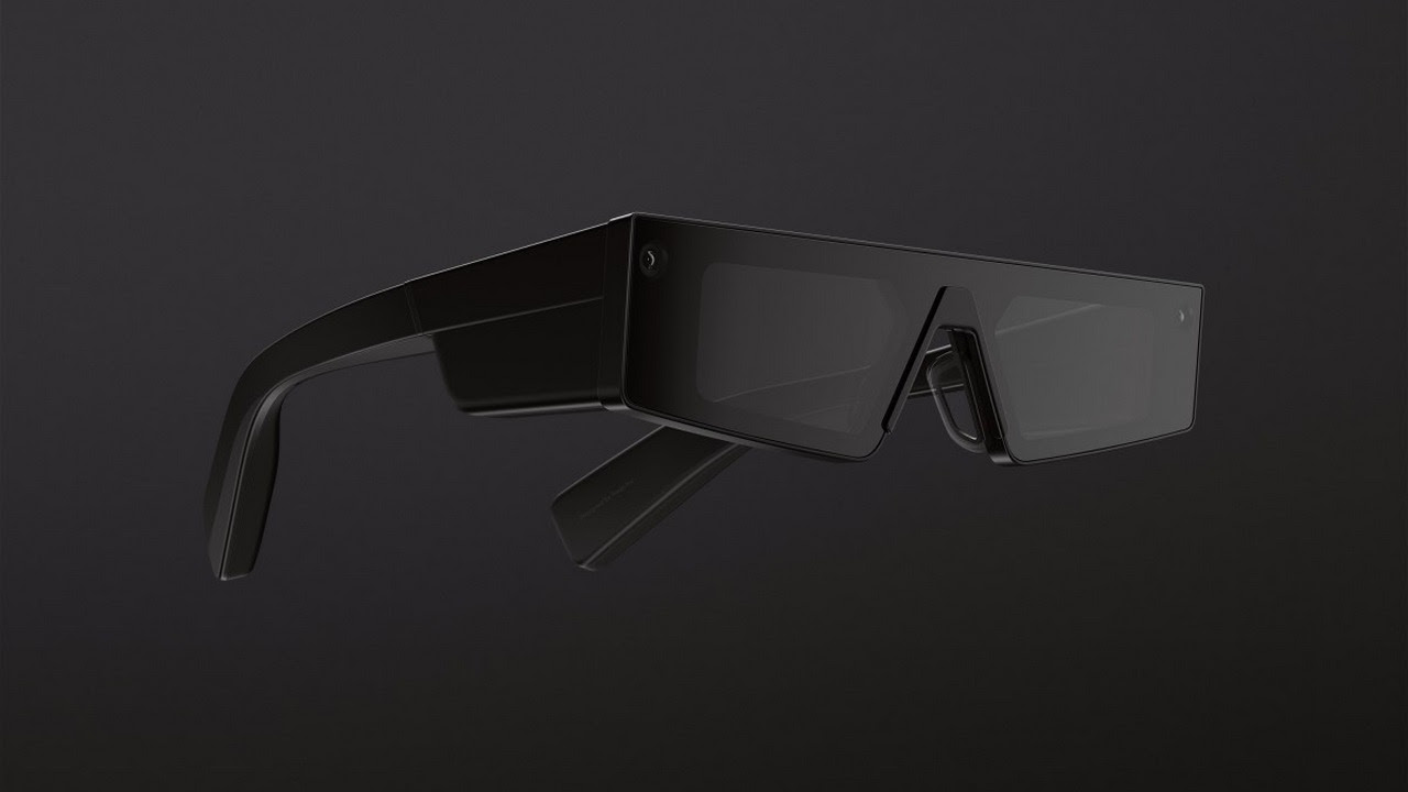 The fourth-gen Spectacles. Image: Snapchat