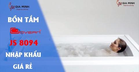 Bồn tắm Massage Govern JS 8094