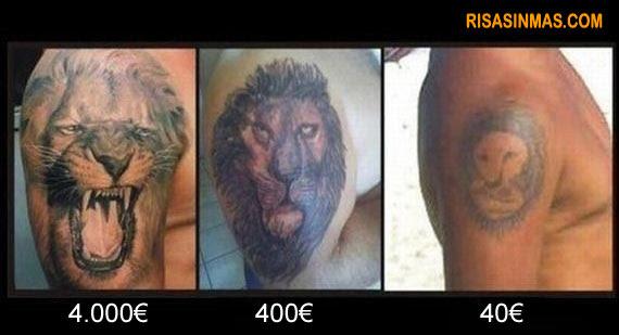 Cuánto Te Puede Costar Un Buen Tatuaje