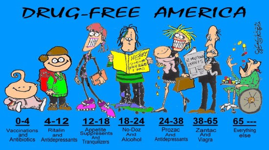 Drug free.