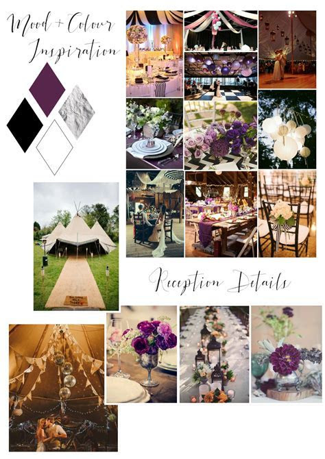 Real wedding design process   Cotswolds wedding