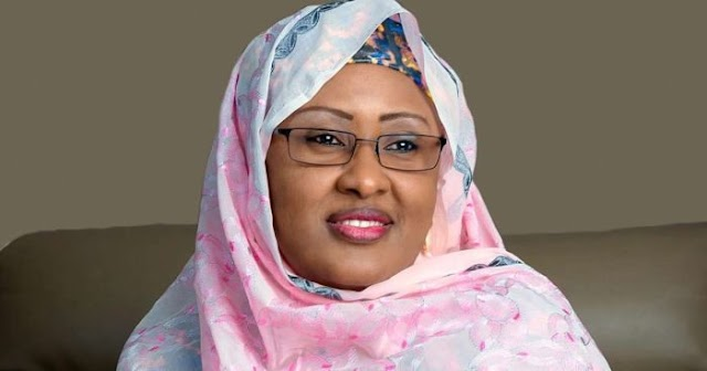 First Lady, Aisha Attacks Buhari's Social Investment Programme, Asks FG To Refund Money