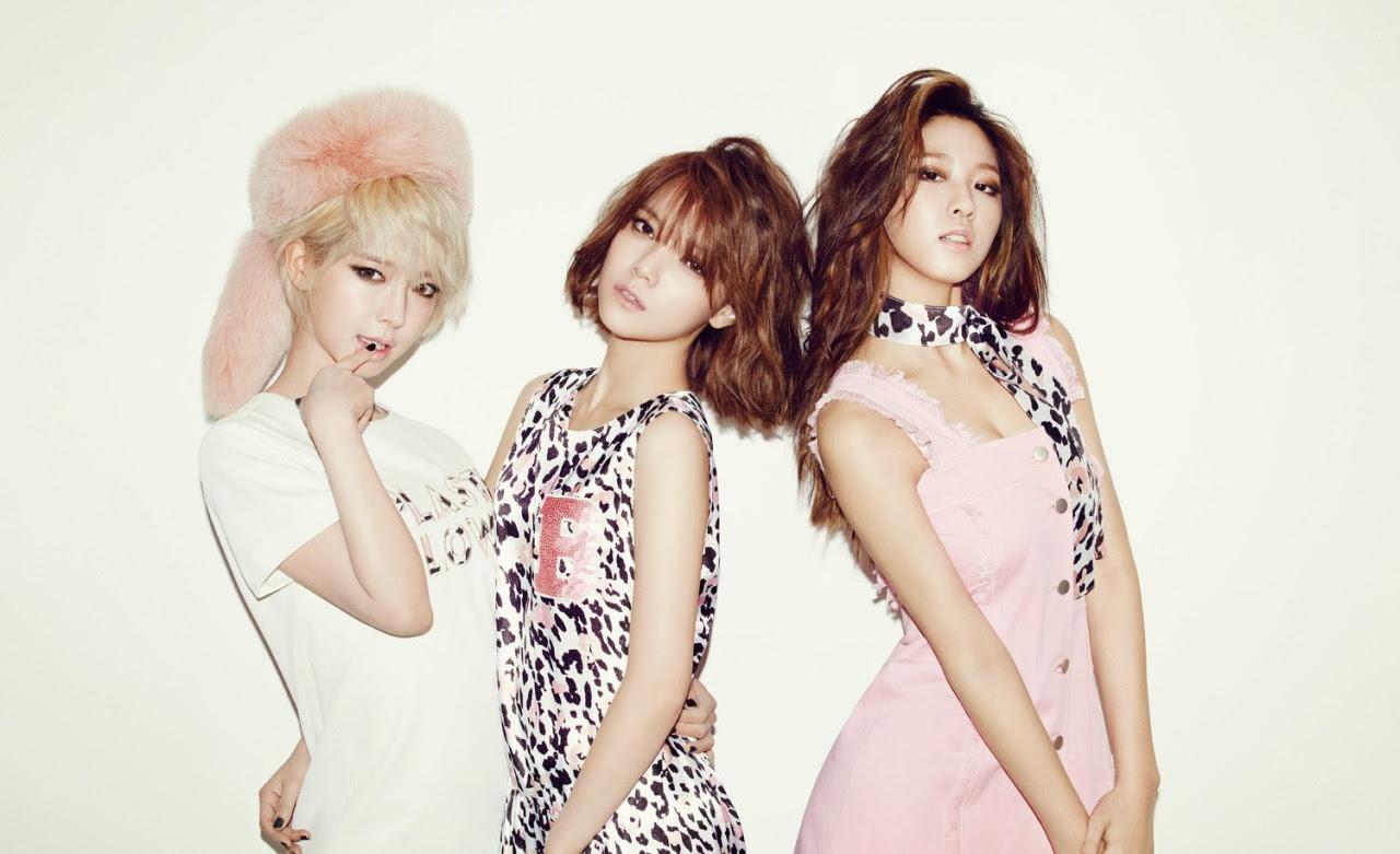 AOA Choa, Ji Min and Seol Hyun - Ceci Magazine January Issue '15