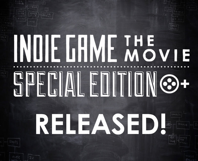 News Indie Game The Movie A Video Game Documentary