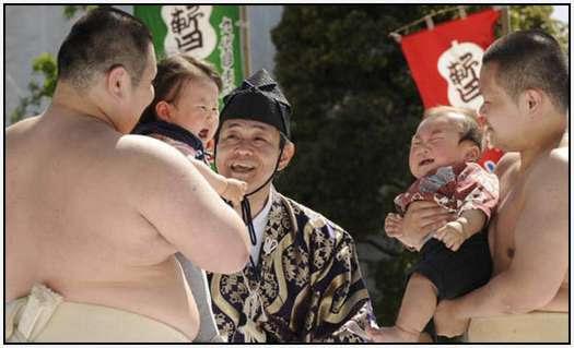 Konaki-Sumo-Japan