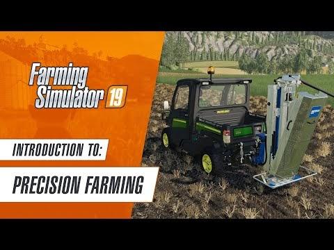 Precision Farming on Farming Simulator 21? GREAT NEWS!