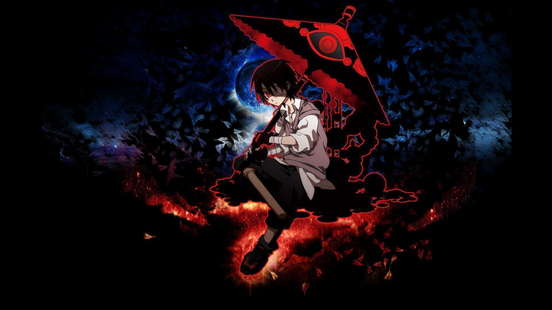 Wallpaper Anime Girl Fire Angel 4k Anime 8040 Total Update