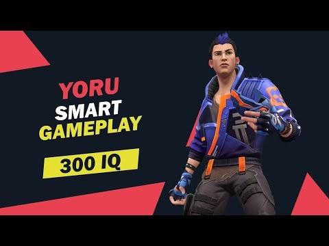 Yoru Smart Gameplay   Valorant