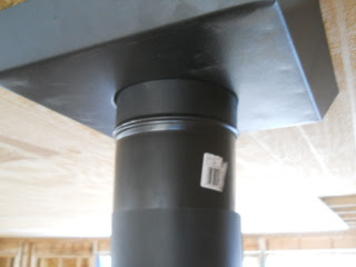Stove Pipe Adjustable Section Ready