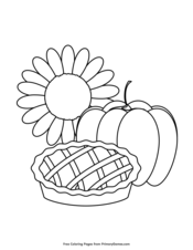 Annette Lux Free Coloring Pages Coloring Pages Easy Thanksgiving