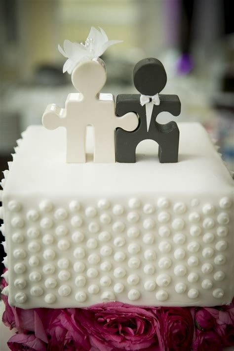 Pin by The Knot on Wedding Cake Toppers in 2019   Small