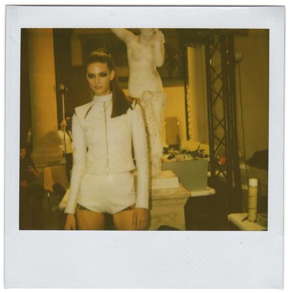Atelier Backstage: The Singular: Backstage Atelier Versace