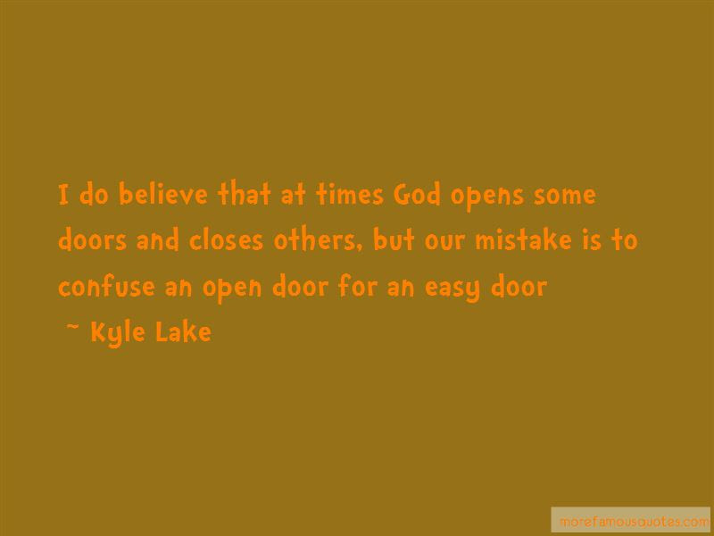 God Closes Doors Quotes Top 5 Quotes About God Closes Doors From