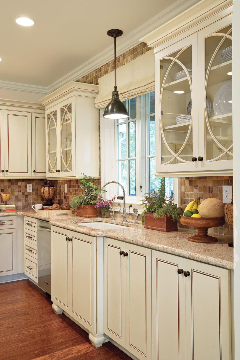 Kitchen Cabinet Types - Southern Living
