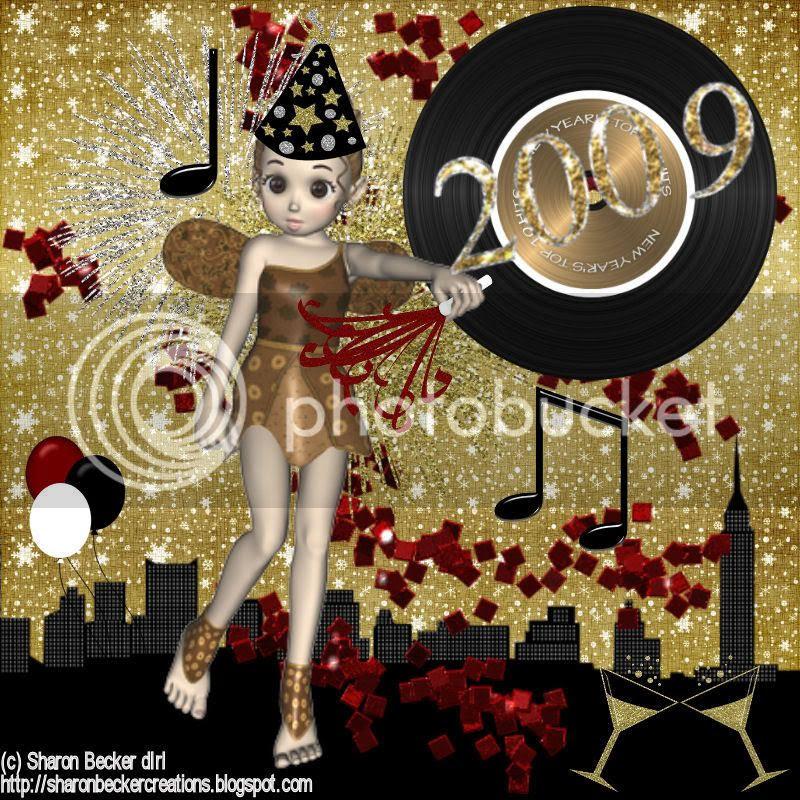Fae,Fantasy,Happy New Year