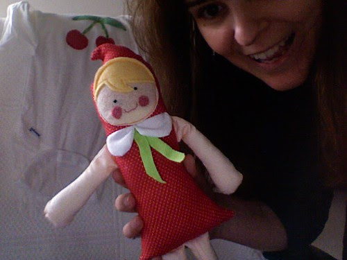 Doll for Ava