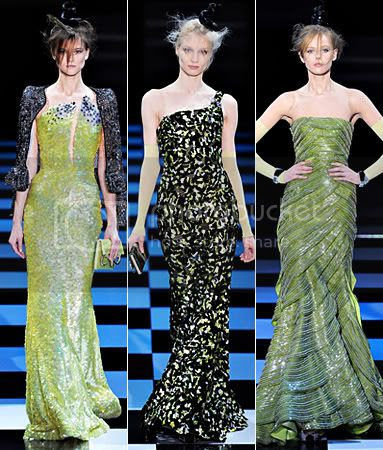 2012 Couture Fashion Week Roundup