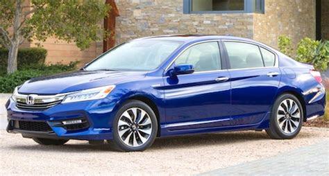 honda accord hybrid   car  release