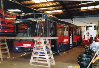 bus body refurbishment
