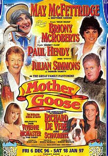 pantomime archive hall  fame paul hendy