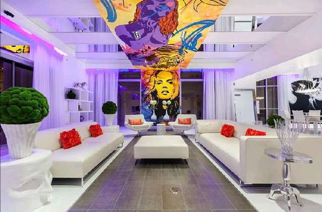 Fashionable Pop Art Interior That Will Boost Your Creativity