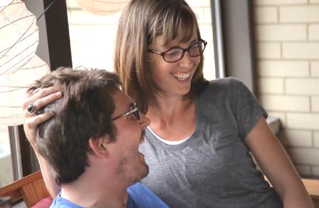 Larissa explica que queria que a vida de Ian fosse o mais divertida possível
