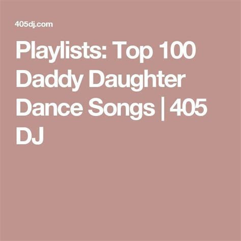 25  best ideas about Daddy Daughter Dance on Pinterest