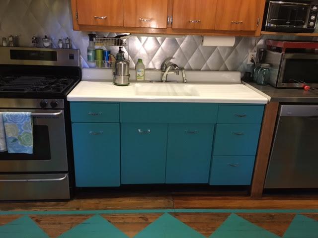 Kitchen Cabinets Redo Okay The Fridge Comes Too Mary Olive Design
