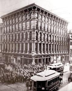 Sun Building 1939