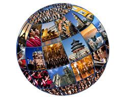 KIconcerts globe by KIconcerts