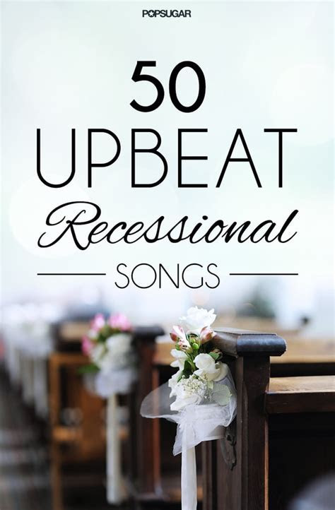 Wedding Recessional Songs Ideas   POPSUGAR Celebrity Australia