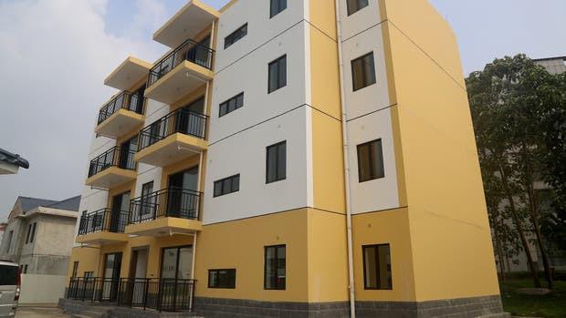 Cómo son las casas chinas que Macri quiere traer para los planes de vivienda