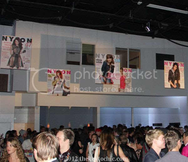 Nylon 13th anniversary party