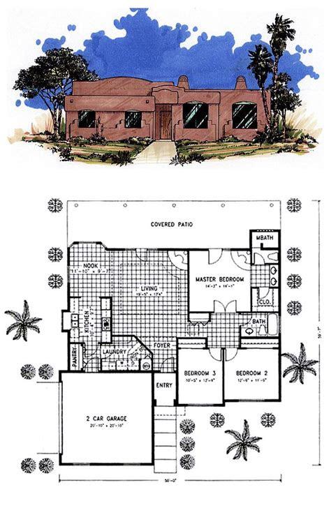 images  santa fe house plans  pinterest