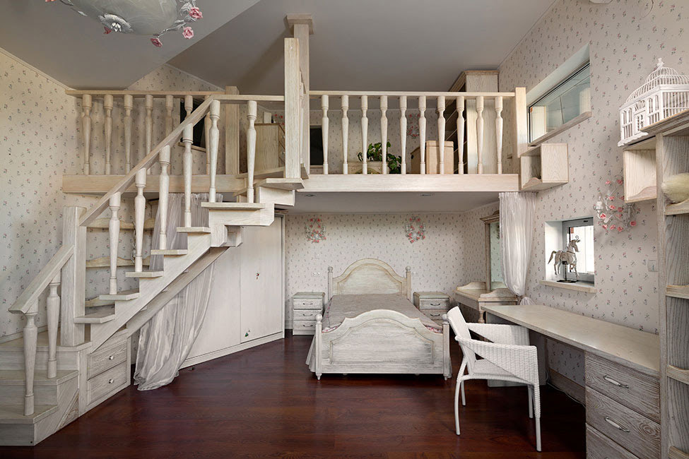 bedroom mezzanine design | HOME DECORATION LIVE