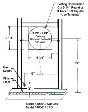 William Wall Furnace Control Wiring Diagram - Complete ...