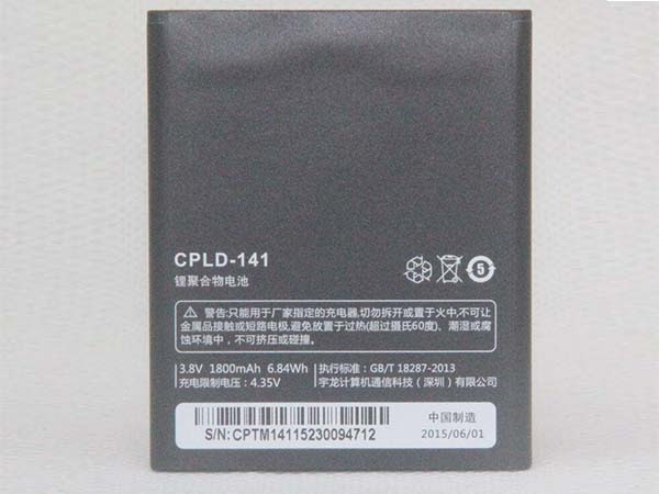 LAPTOP-BATTERIE Coolpad CPLD-141
