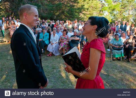 Civil Marriage Ceremony Stock Photos & Civil Marriage