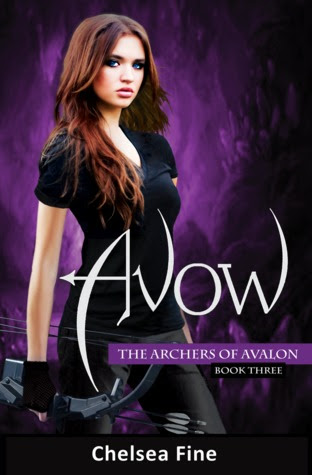 Avow (The Archers of Avalon, #3)