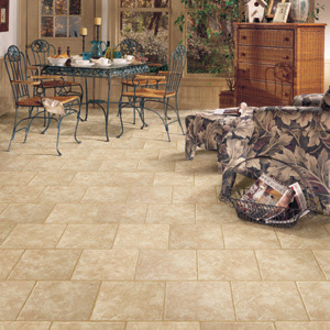 Family Room Dens Flooring Idea Castle Ceramic Solutions By