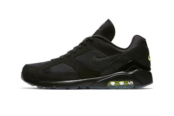 the latest 58a81 cb009 Nike Air Max 180 Gets the