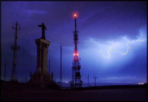 tormenta elèctrica