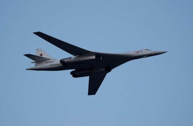 Mísseis hipersônicos tornarão o bombardeiro russo Tu-160 mais mortal do que nunca