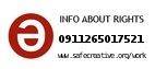 Safe Creative #0911265017521