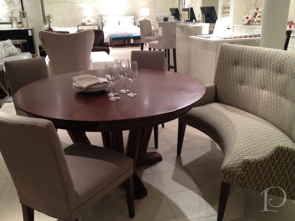Intimate and Affectionate Dining Atmospheres with Curved ...