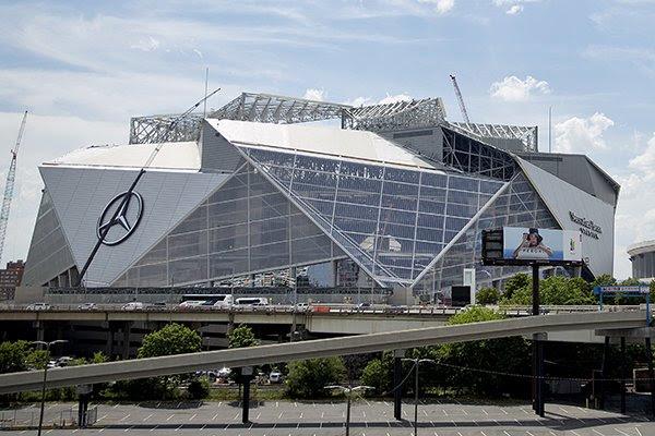 SEC Media Days Report: Atlanta set to unveil new stadium