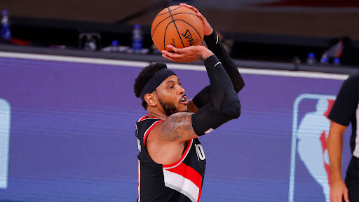 Avatar of Damian Lillard: Carmelo Anthony is a Hall of Famer
