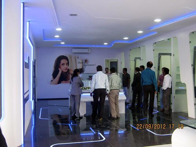 Site Office of Pebbles II by Abhinav Group & Rainbow Housing, 2 BHK & 3 BHK Flats, behind DSK Toyota Showroom, at Bavdhan Budruk, Pune 411021, Launched!