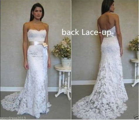 white wedding dress bridal gown size