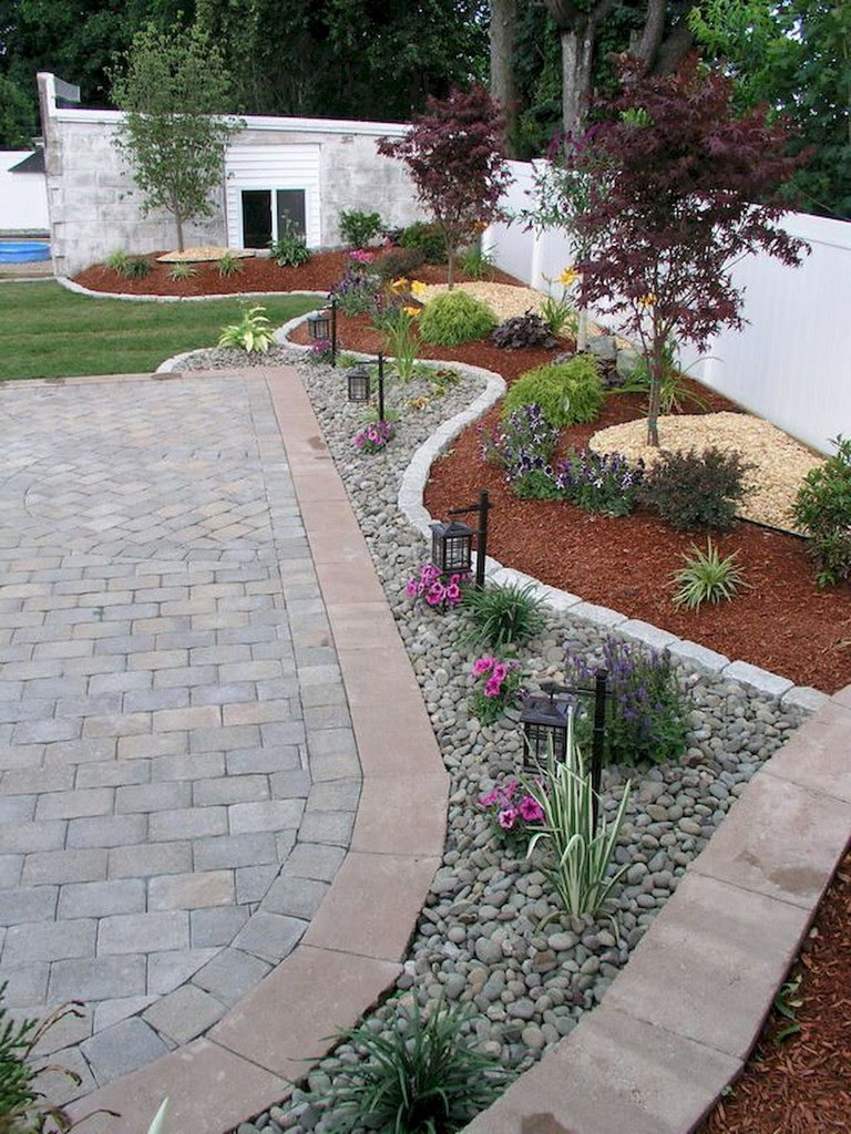 35+ Smart Low Maintenance Front Yard Landscaping Ideas ...